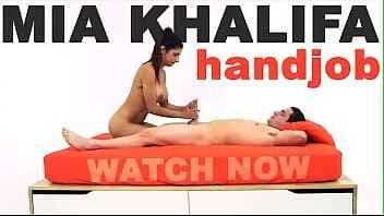 Imagen Schwanzmassage von der vollbusigen Mia Khalifa