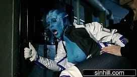 Imagen Mass Effect Pornoparodie: Ficken eines Mutanten