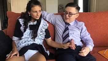 Imagen Die Russin Kate Rich im Analsex mit dem Sohn ihres Chefs
