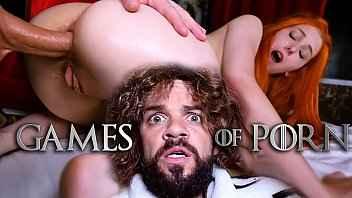 Imagen Game of Thrones Pornoparodie mit der rothaarigen Elin Flame